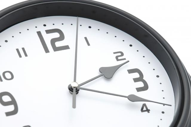 経営者に必要な時間感覚