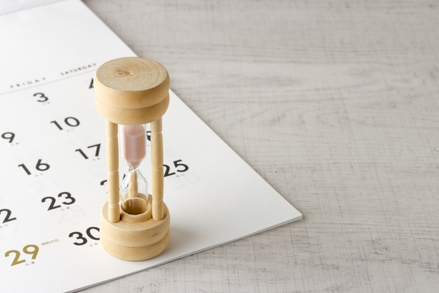 忙しくて時間が無いのは、優先順位が違うだけ。時間は作ればある。