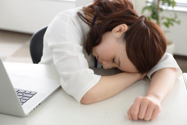 たかが1回の休みくらい…その1回が自分のすべてを崩すことだってある。